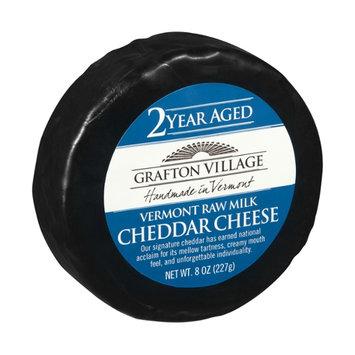 Grafton Village Cheese Wheel Cheddar 2 Year Aged
