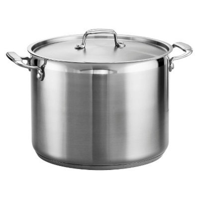 Tramontina Gourmet Induction 16 qt. Covered Stock Pot