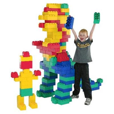 Serec Entertainment Kids Adventure Jumbo Blocks Jumbo Set - 192 Piece
