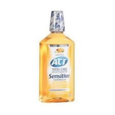 Act Mouthwash Act Total Care Tropical Breeze Anticavity Fluoride Mouthwash, 33.8 Ounce