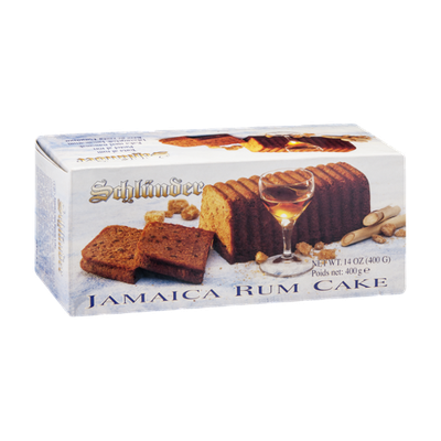 Schlunder Cake Jamaica Rum