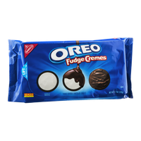 Oreo Cookies Fudge Cremes