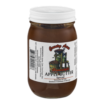 Country Acres Homestyle Spread Apple Butter
