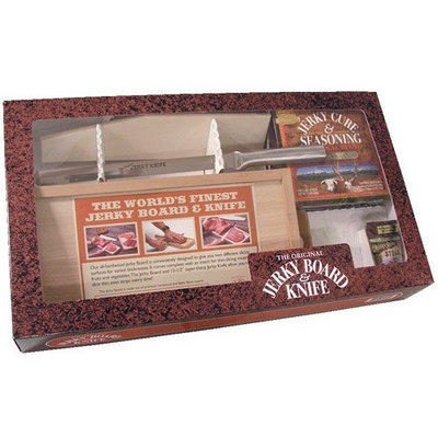 Hi Mountain Jerky Jerky Board & Knife Set