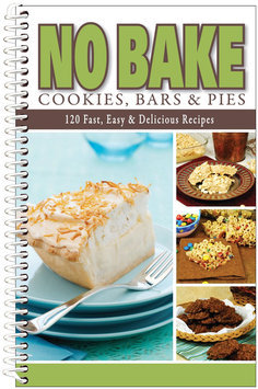 Cq Products No Bake Cookies, Bars & Pies