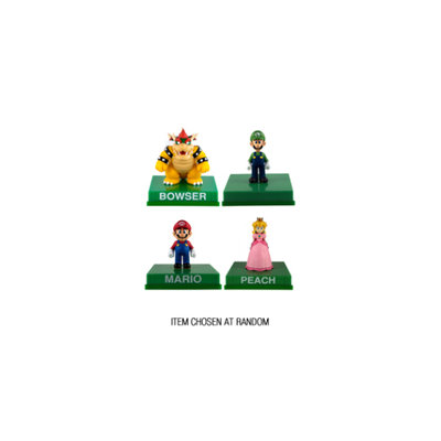 Global Holdings Inc Super Mario Deluxe Action Figure