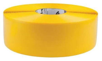 Mighty Line Floor Marking Tape (Roll, Yellow, Solid, Pvc). Model: 3RY