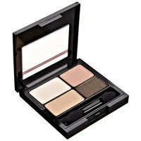 REVLON Colorstay 16 Hour Eye Shadow Quad, Delightful, 0.16 Ounce