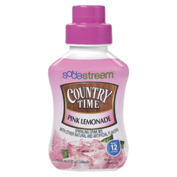 SodaStream Country Time Pink Lemonade Soda Mix