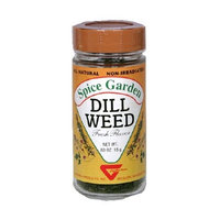 Spice Garden Dill Weed, .63-Ounce Jar (Pack of 6)