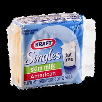 Kraft Singles Skim Milk American Cheese Slices - 16 CT