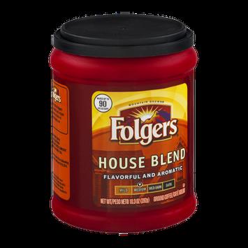 Folger's House Blend Ground Coffee Medium