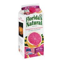 Florida's Natural Premium Grapefruit Juice Ruby Red