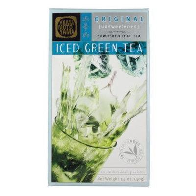 Yamamotoyama Iced Green Tea, Unsweetened, 1.4-Ounce Boxes (Pack of 4)