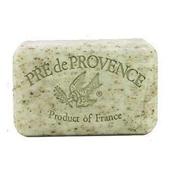 Pre De Provence Pre' de Provence Soap Shea Enriched Everyday Quad Milled French Soap Bar, Mint Leaf, 150 Gram