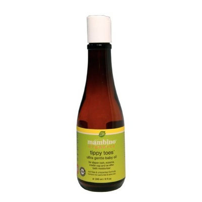 Mambino Organics Tippy Toes Ultra Gentle Baby Oil