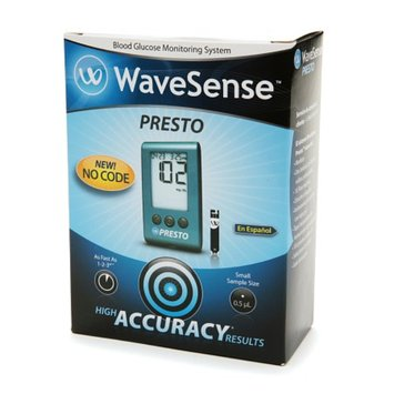 AgaMatrix, powered by WaveSense Presto