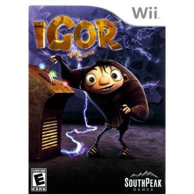 South Peak Interactive Igor - Nintendo Wii