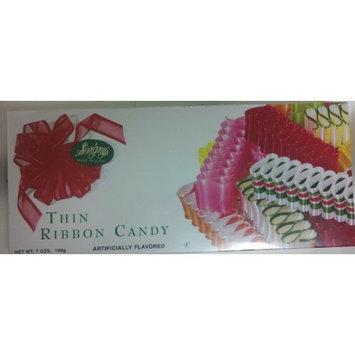 Sevigny's Thin Ribbon Candy - Made in USA. 7 Oz. Box, (2 Pack)
