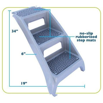Paws For Thought Booster Bath 3041 Grey Booster Step