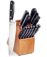 Martha Stewart Collection 13 Piece Triple Rivet Cutlery Set