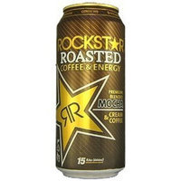 Rockstar Roasted Coffee & Energy Mocha