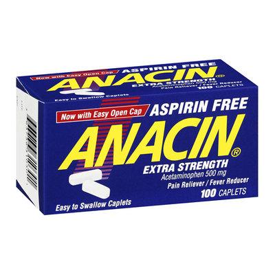 Anacin Extra Strength Pain Reliever/Fever Reducer