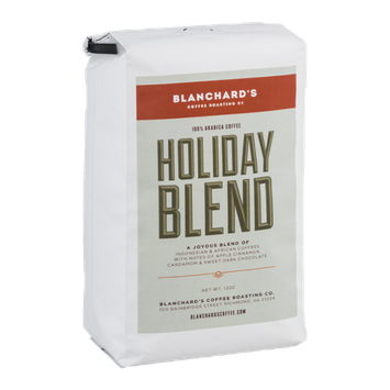 Blanchard's Holiday Blend 100% Arabica Coffee