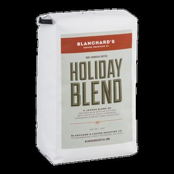 Blanchard's Holiday Blend 100% Arabica Coffee