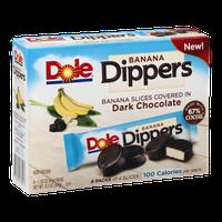 Dole Banana Dippers Packs - 6 CT