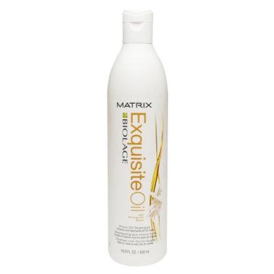 Biolage by Matrix Exquisite Oil Micro-Oil Shampoo, 16.9 fl oz