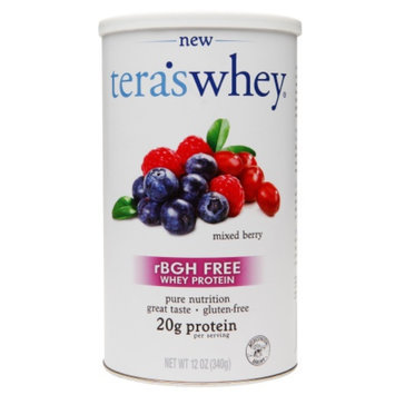 tera's whey rBGH Free Whey Protein Mixed Berry