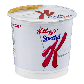 Kellogg's Special K Lightly Toasted Rice Cereal