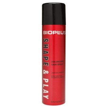 BioPlus Shape & Play Volumizing Hair Spray, 10.6 oz