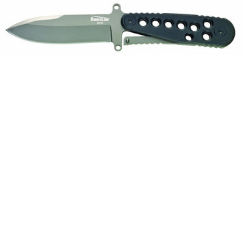 Timberline Knives 700 LCP Lightfoot Combat Pen, Charcoal Body
