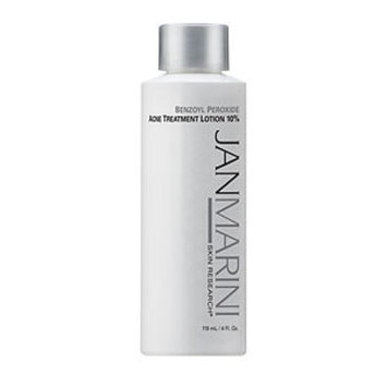Jan Marini Skin Research Benzoyl Peroxide 10%  Acne Treatment Lotion