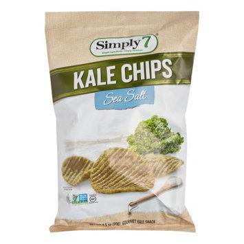 Simply 7 Kale Chips Sea Salt 3.5 oz
