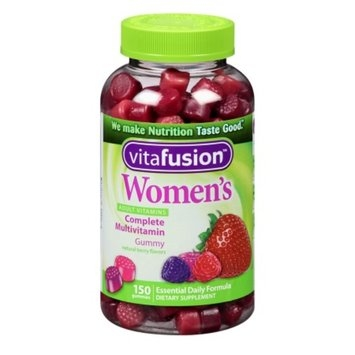 Vitafusion Women's Daily Multivitamin Gummy