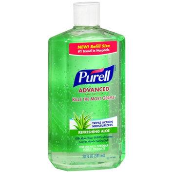 Purell Advanced Hand Sanitizer Refill, Aloe, 20 fl oz