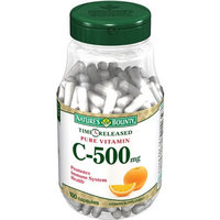 Nature's Bounty Time Release Vitamin C-500mg