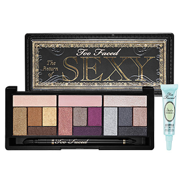 Too Faced The Return Of Sexy Eye Shadow Palette