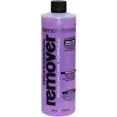 ONYX Professional Moisturizing Formula Nail Polish Remover