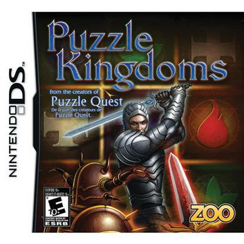 Zoo Games Puzzle Kingdoms (Nintendo DS)