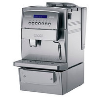 Gaggia Titanium Office Espresso Machine in Silver and Stainless Steel