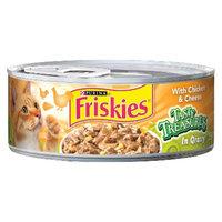 Friskies® Chicken & Cheese in Gravy Wet Cat Food