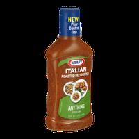 Kraft Anything Dressing Italian Roasted Red Pepper