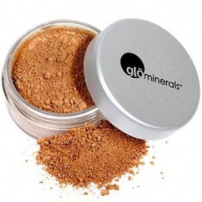 Glo Minerals glominerals gloLoose Base Powder Foundation Honey Medium