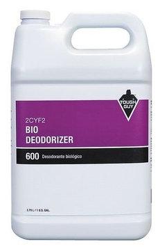 TOUGH GUY 2CYF2 Liquid Deodorizer, Size 1 gal, Floral
