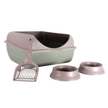 Whisker CityA Starter Kit Litter Box