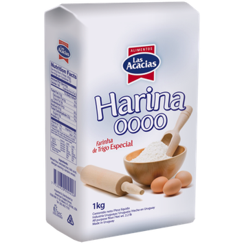 Nolston Sa Las Acacias Wheat Flour 2.2LB